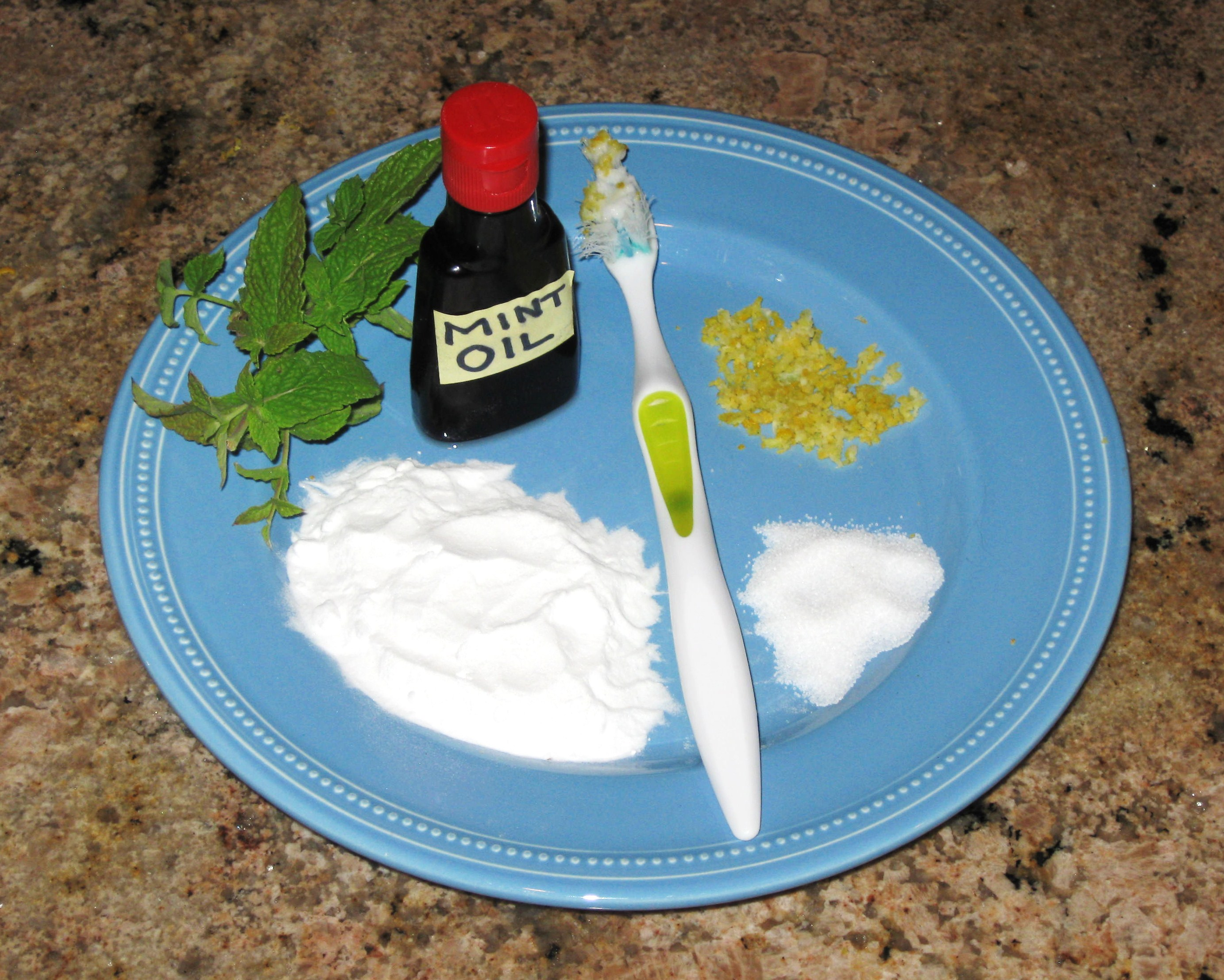 Take an easy baby step – make natural, homemade toothpaste ...