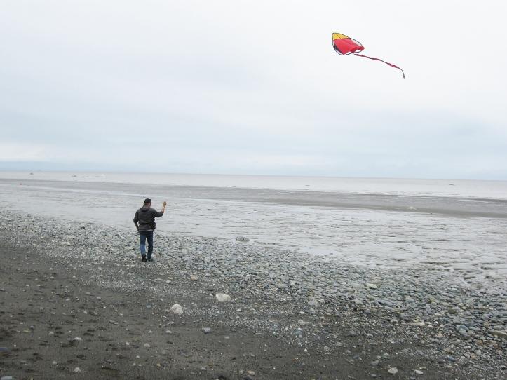 COOK INLET - KENAI. ALASKA